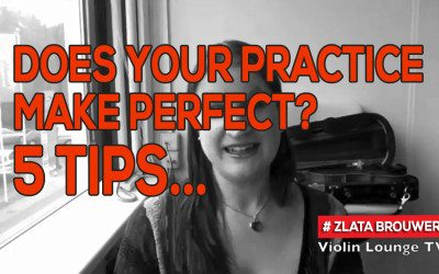Does Your Practice Make Perfect? 5 Tips…