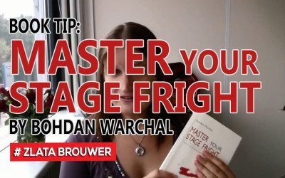 Book Tip: Master Your Stage Fright by Bohdan Warchal