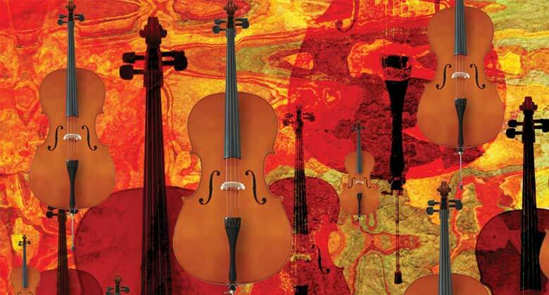 New World Symphony theme – Largo – Dvorak – Violin duo – FREE Sheet music