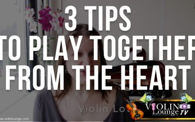 3 Tips To Play Together From the Heart