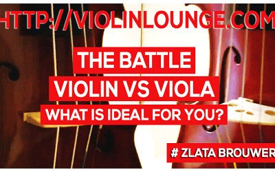 [Video] Violin vs Viola: What is Ideal for You?