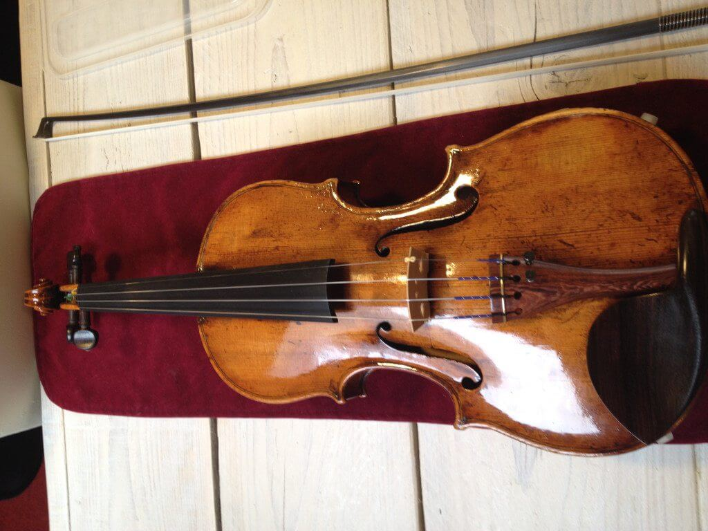 old german violin antique