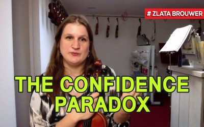 The Confidence Paradox