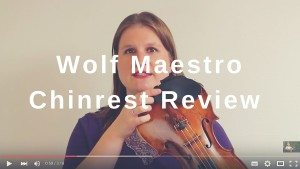 Wolf Maestro Chinrest Review