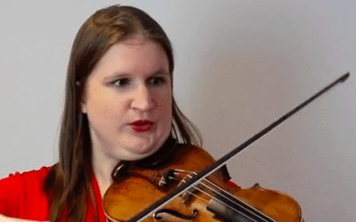 How to Play the Vltava Theme from Smetana's Homeland on the Violin | Violin & Viola TV #211