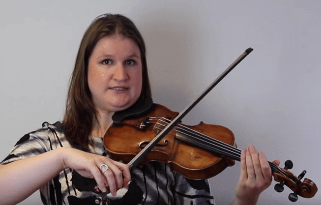 How, When and Why to Tilt Your Violin Bow | Violin & Viola TV #215