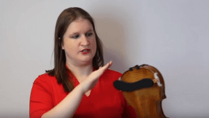 How to Adjust Your Shoulder Rest and Play Comfortably | Violin & Viola TV #218
