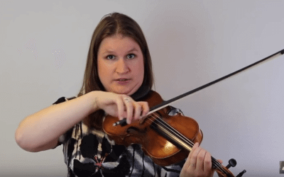 How to Make Your Left and Right Hands Cooperate in Spiccato on the Violin | Violin Lounge TV #219