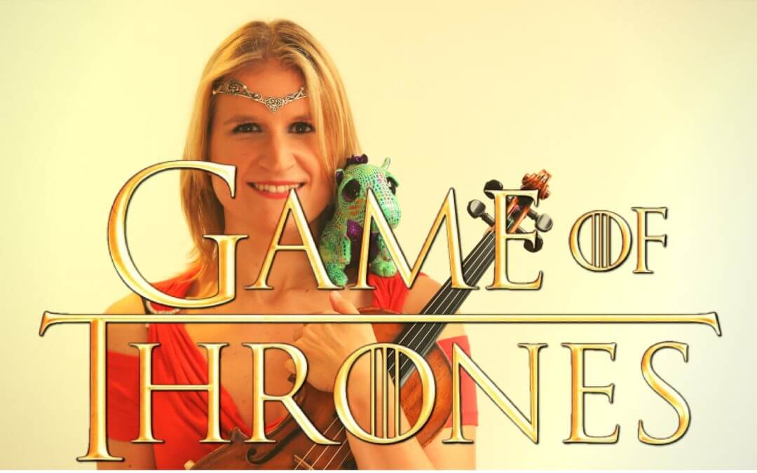[Video] Game of Thrones Theme Violin Duo (+sheet music)