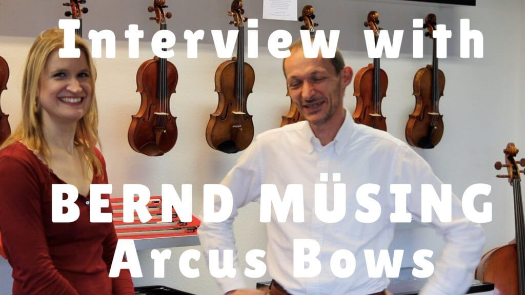 Interview with Bernd Müsing, owner and inventor of Arcus bows in Germany