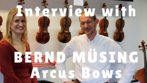 How a good violin bow can make you bow like a pro | Violin Lounge TV #261