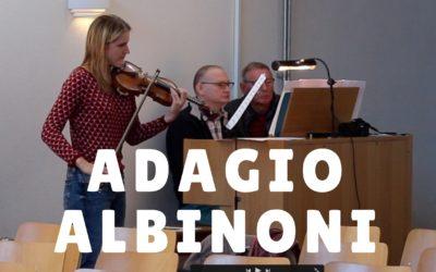 Adagio by Albinoni (violin and organ)