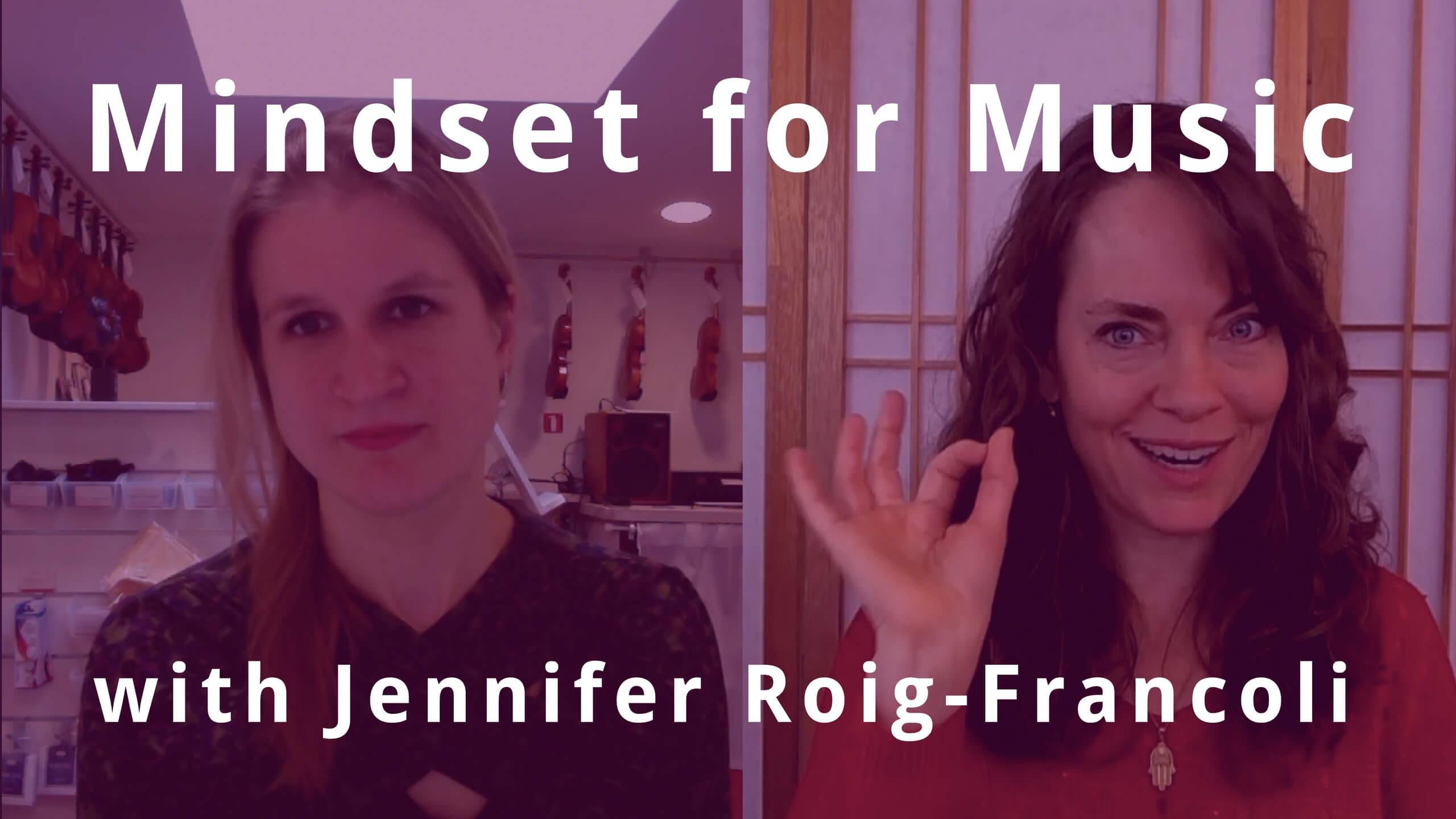 Mindset for Music
