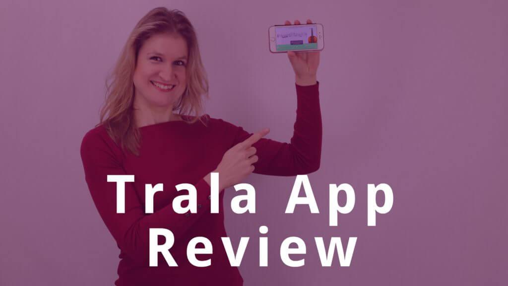Trala app review