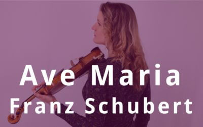 Ave Maria – Franz Schubert (violin and piano)