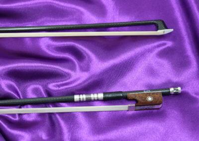 Zlata carbon viola bow 2
