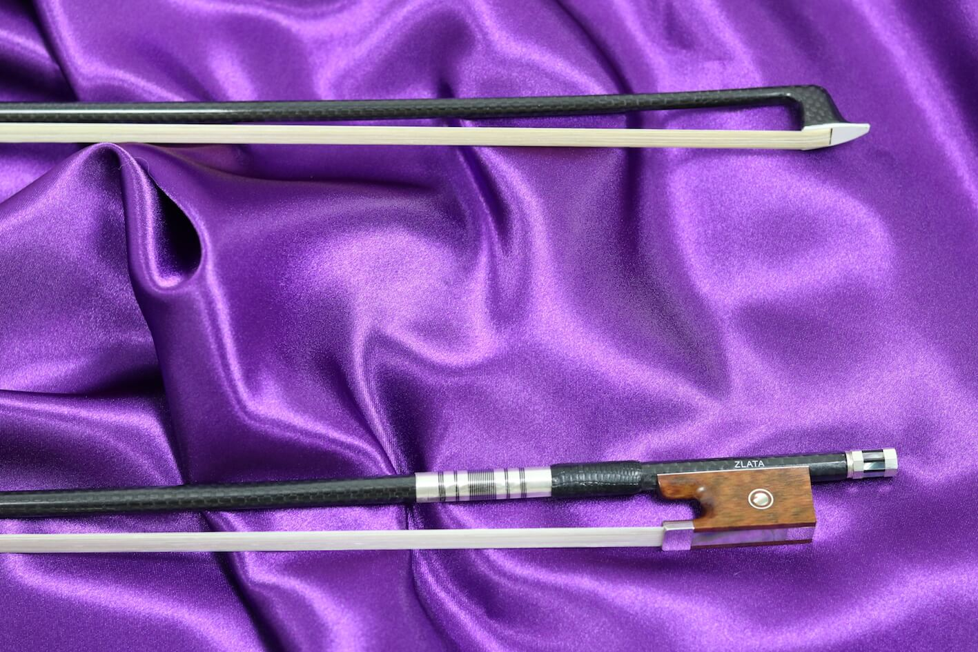 Zlata carbon violin bow 2
