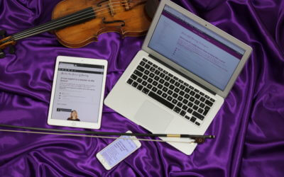 New Online Violin Lessons in Bow like a Pro
