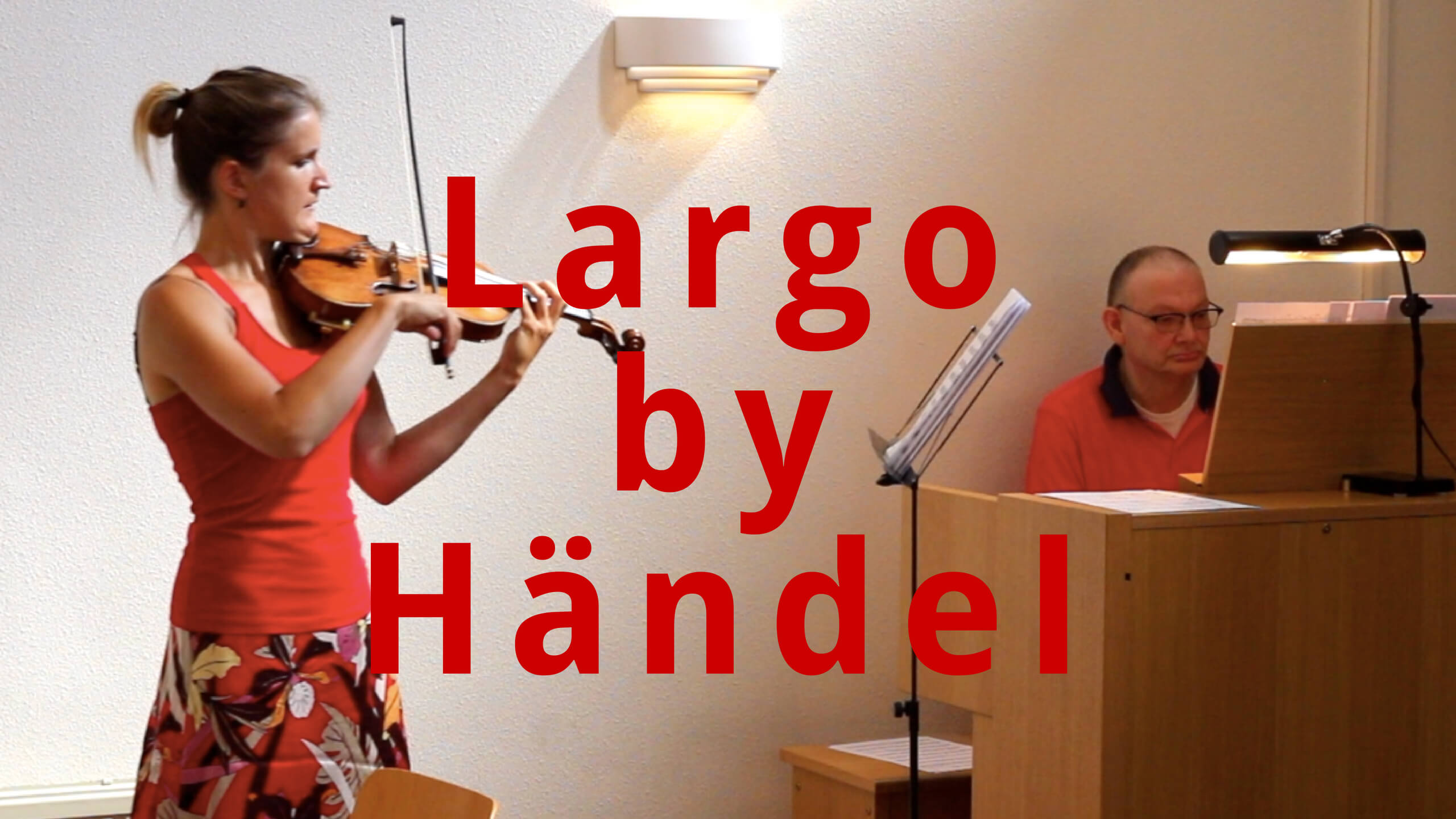 Largo (ombra mai fu), opening aria from the opera Xerxes (Serse) by George Frederic Händel (1738)