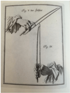 The history of the violin bow