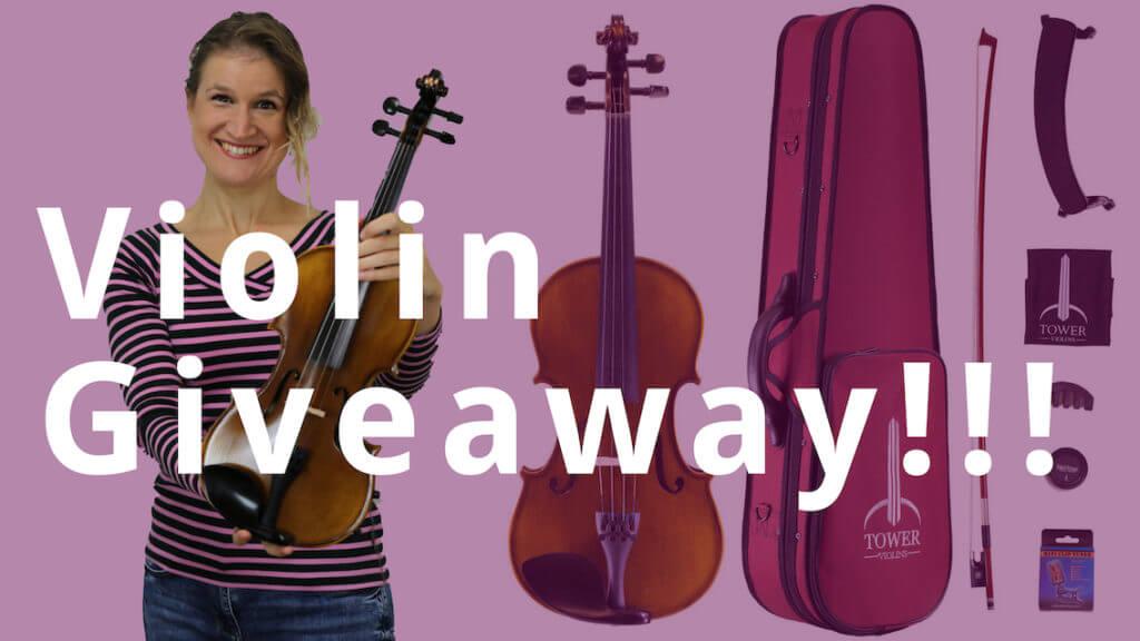 cheap beginner violin outfit