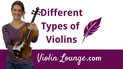 Different Types of Violins
