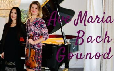 Ave Maria – Bach / Gounod (violin & piano)