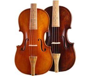 baroque violin history