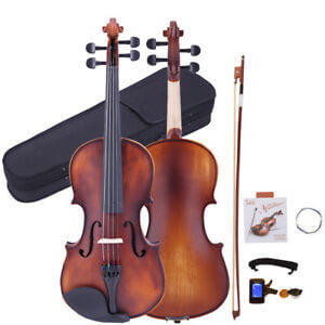 glarry violin outfit