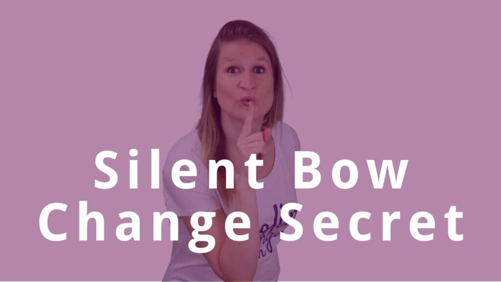 silent bow change secret thumbnail