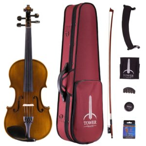 tower strings violin outfit