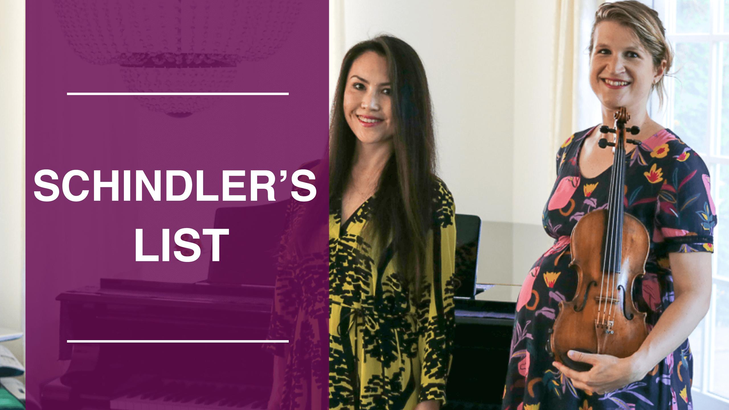 Schindler's List Performance