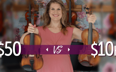 Cheap vs Expensive Violin: Can you hear the difference? | Violin Lounge TV #323