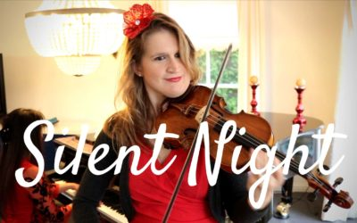Silent Night (violin & piano)
