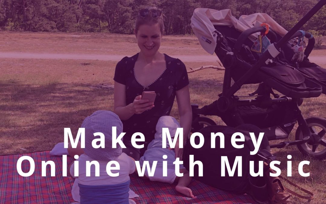 10 WAYS to MAKE MONEY ONLINE from your MUSIC HOBBY in 2021 | Violin Lounge TV #369