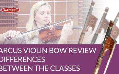 Can you hear the difference between a $ 1,000 and $ 8,000 violin bow? | Violin Lounge TV #372