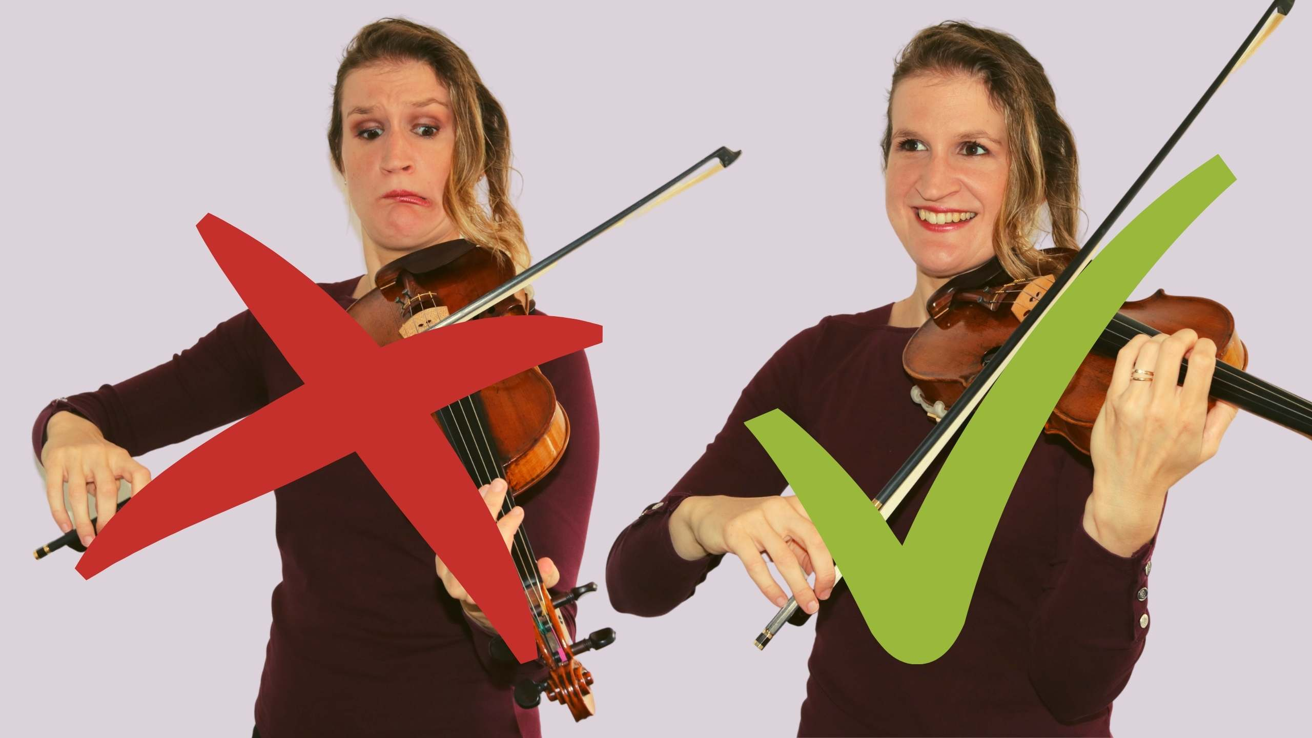 20 Tips to NOT Hit Other Strings and Sound Scratchy on the Violin
