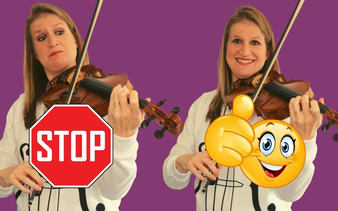 13 Hacks to AVOID a WHISTLING E String on the Violin | Violin Lounge TV #399