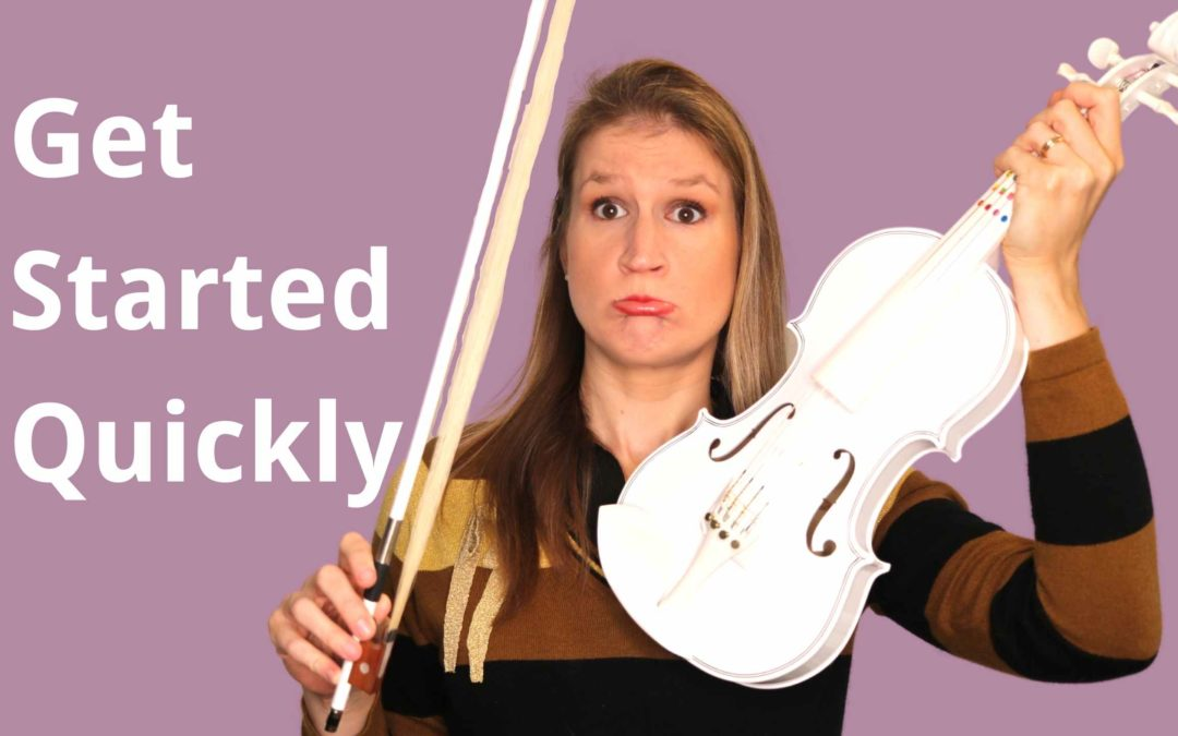 How to Set Up a NEW Violin you Bought Online | Violin Unboxing | Violin Lounge TV #404