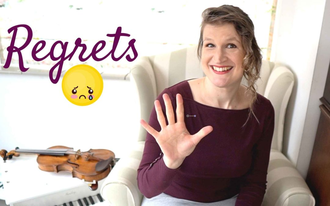 5 Things I Wish I Knew before Starting the Violin (story time) | Violin Lounge TV #416