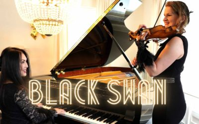 Black Swan from SWAN LAKE Ballet by Tschaikovsky (violin and piano)