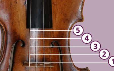 Different CONTACT POINTS on the Violin | Bow Technique | Violin Lounge TV #424