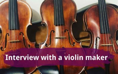 What to look for when buying a violin | Violin Lounge TV #425