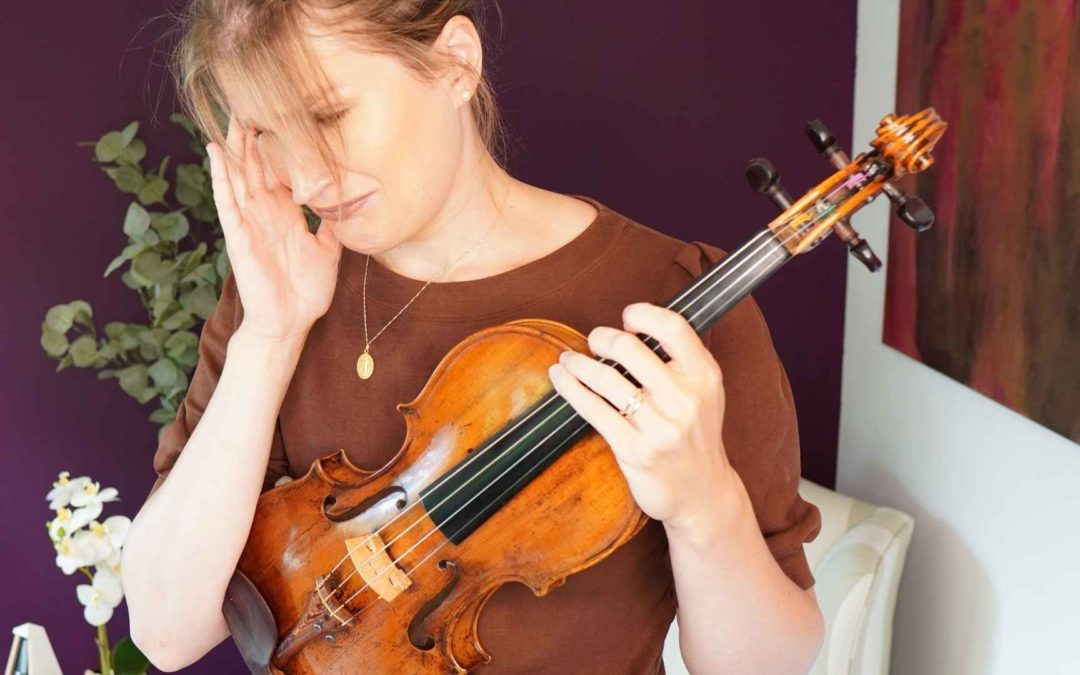 My old German violin and it's story | Violin Lounge TV #432