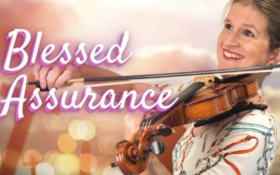 How to Play BLESSED ASSURANCE on the Violin   Violin Lounge TV #442